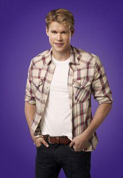 Chord promoshoot Glee 4 Temporada
