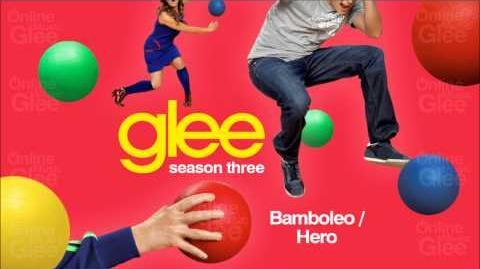 Glee Cast - Bamboleo Hero
