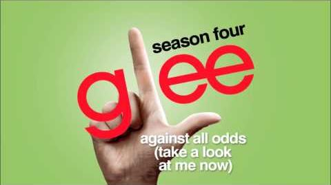 Against All Odds (Take A Look At Me Now) - Glee HD Full Studio-0