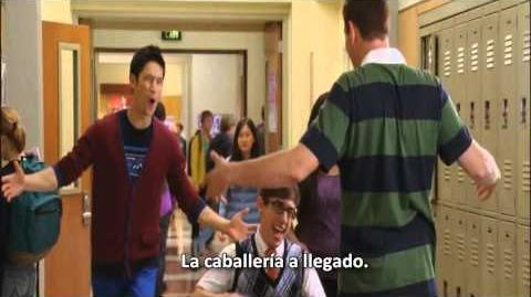 "GLEE - Promo 1 4x05 ""The Role You Were Born to Play"" Subtitulos en Español"