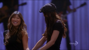 Tina y Marley en The New Rachel