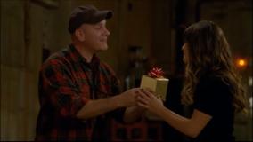4x10 Burt & Rachel Glee, Actually