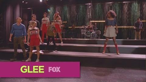"GLEE Full Performance of ""Rather Be"" from ""The Rise and Fall of Sue Sylvester"""