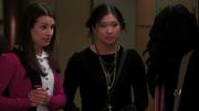 Rachel, Tina y Mercedes en Acafellas
