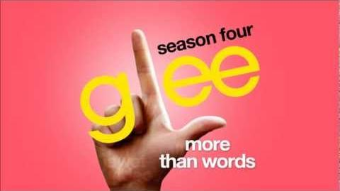 More Than Words - Glee Cast HD FULL STUDIO-0