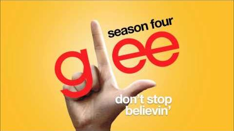 Glee Cast - Don't Stop Believin'-1