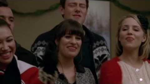 Glee - Do They Know It's Christmas?-0