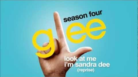 GleeCast - Look At Me I'm Sandra Dee (Reprise)