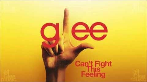 Glee Cast - Can't Fight This Feeling
