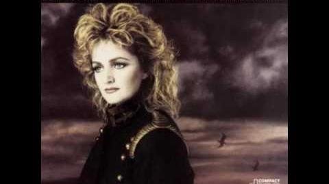 Holding Out for a Hero- Bonnie Tyler (Lyrics)