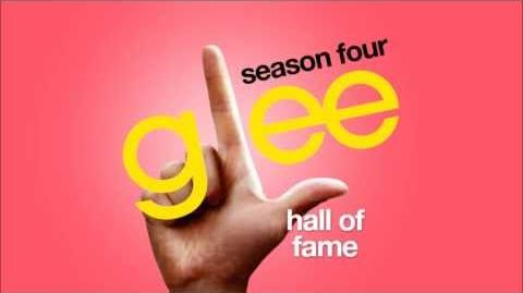 Hall Of Fame - Glee Cast HD FULL STUDIO