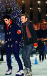White Christmas Glee