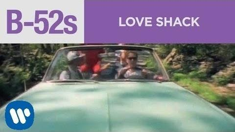 The B-52's - Love Shack