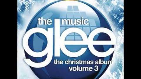 Glee Cast - White Christmas
