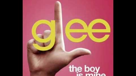 Glee- The Boy Is Mine