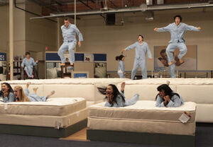 Glee Mattress