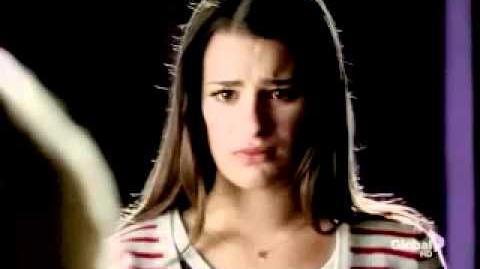 """Did you kiss her?"" Quinn Rachel"