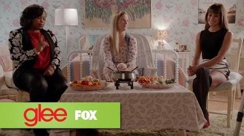 Fondue for Two The Diva-Off GLEE