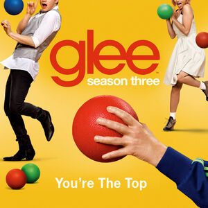 Glee song cover you're the top