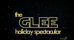 The Glee Holiday Spectacular