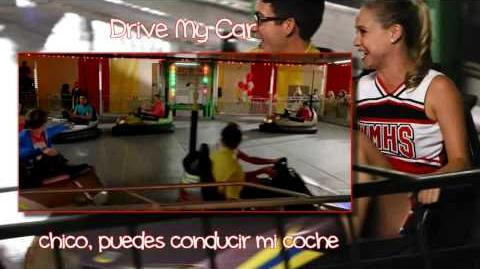 Glee - Drive My Car