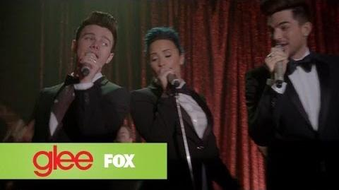 """Full Performance of """"The Happening"""" from """"Trio"""" GLEE"""
