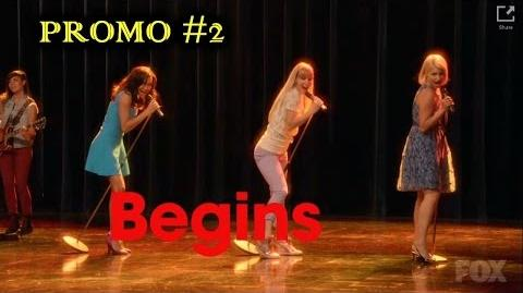 "Glee Season 6 Promo 2""Loser Like Me Homecoming"""