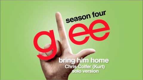 Bring Him Home (Kurt Solo Version) - Glee HD Full Studio-0