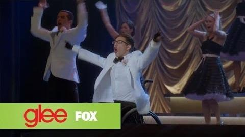 "Full Performance of ""America"" from ""City Of Angels"" GLEE"
