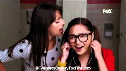 Telephone - Glee (Sushine y Rachel)
