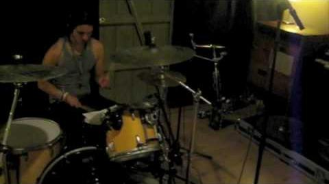 Samuel Larsen - In the Studio..