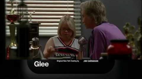 Glee 3x19 Promo - Prom-asaurus