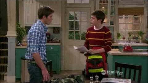 Blake Jenner on Melissa & Joey