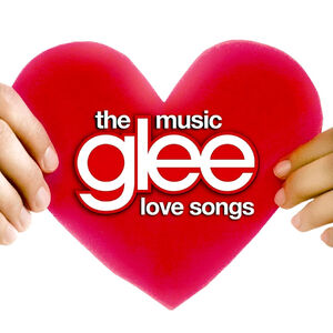 Bso Glee The Music, Love Songs--Frontal