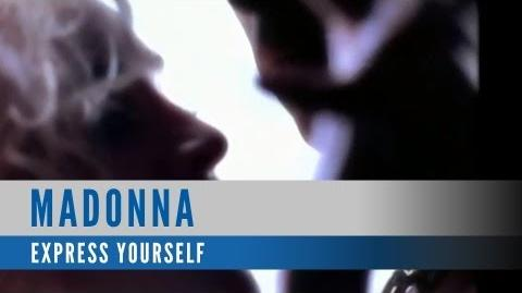 Madonna - Express Yourself-0