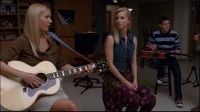 2x15 Holly & Brittany Landslide