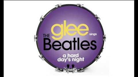 A Hard Day's Night - Glee Cast HD FULL STUDIO