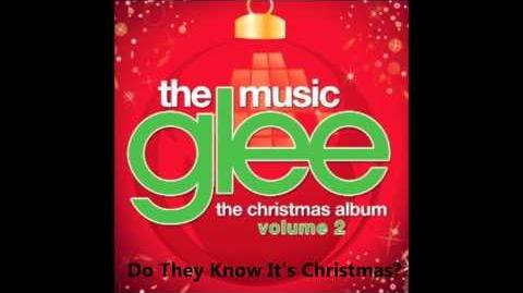 Glee - Do They Know It's Christmas