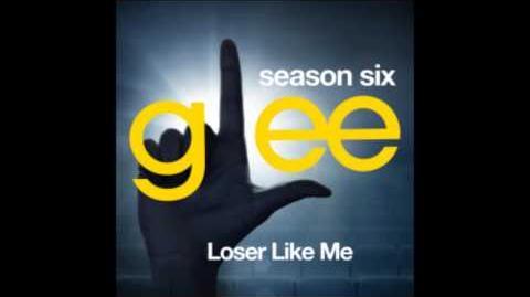 Uninvited Glee Loser Like Me