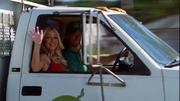 1x01 Blonde girl and Darren Pilot