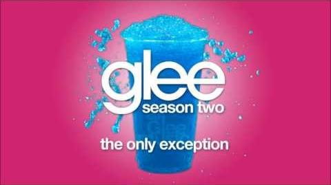 Glee Cast - The Only Exception