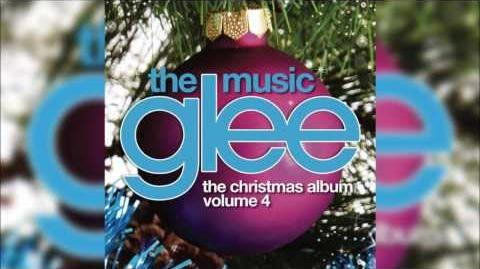 Glee - Away In A Manger