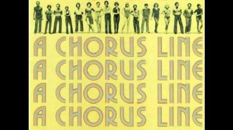 A Chorus Line - At the Ballet