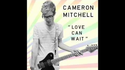 I Need Your Love - Cameron Mitchell - Love Can Wait EP