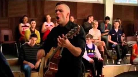 Glee - I'm The Only One