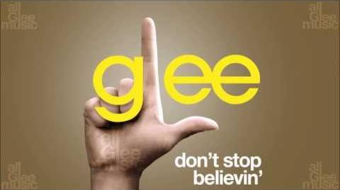 Glee Cast - Don't Stop Believin'-0