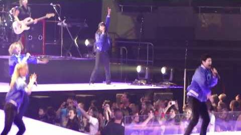 Empire State Of Mind 18-6-11 - When Lea Rapped-0