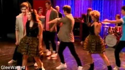 Glee - I Can't Go For That (No Can Do) You Make My Dreams (Full Performance) HD