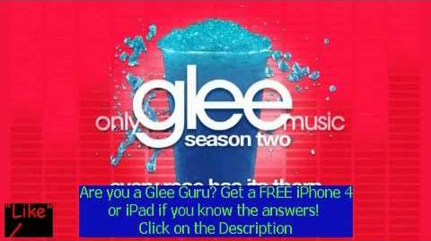 Glee Cast - Every Rose Has It Thorn (FULL HQ SHOW VERSION) New 58