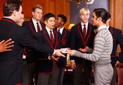 TheFirstTime Warblers Blaine